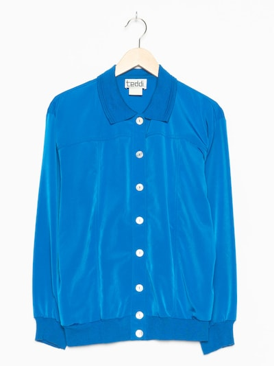 Teddi Bomber in XL in neonblau, Produktansicht