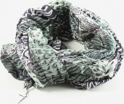 BLAUMAX Scarf & Wrap in One size in Green / Black / White, Item view