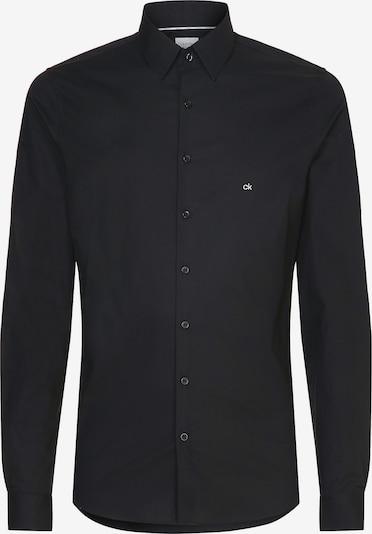 Calvin Klein Zakelijk overhemd ' ' in de kleur Zwart, Productweergave
