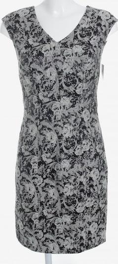 ALBA MODA Etuikleid in S in schwarz / silber / weiß, Produktansicht