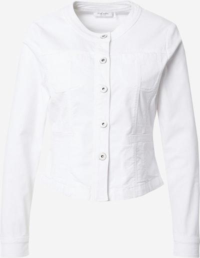 GERRY WEBER Jeansjacke in weiß, Produktansicht