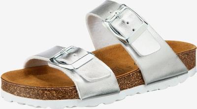 LURCHI Chaussure basse en argent, Vue avec produit