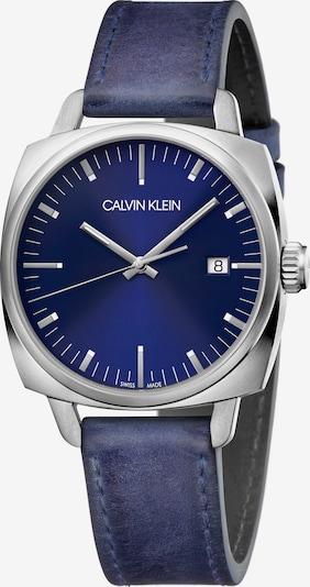 Calvin Klein Quarzuhr in blau, Produktansicht