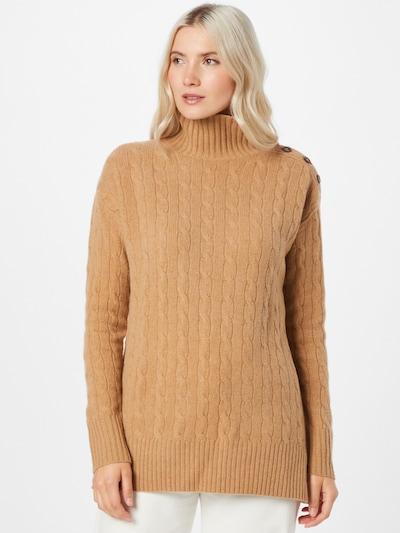 Megztinis iš Polo Ralph Lauren, spalva – ruda, Modelio vaizdas