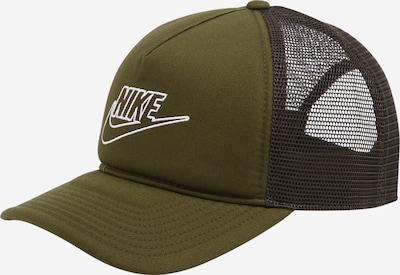 Nike Sportswear Šilterica 'Classic 99' u tamo siva / maslinasta / bijela, Pregled proizvoda