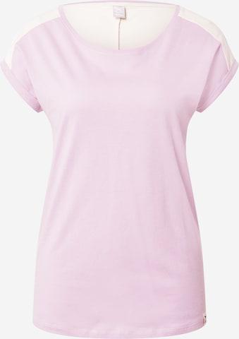 Iriedaily Shirt in Lila