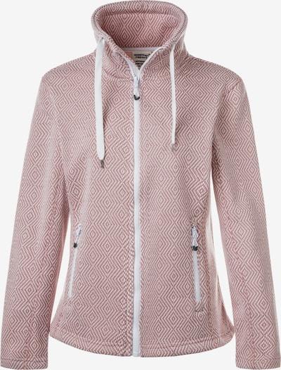Weather Report Fleecejacke 'FREIDA' in pink, Produktansicht