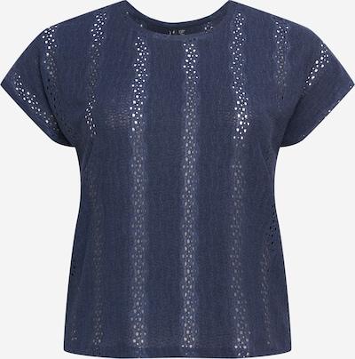 Tricou Vero Moda Curve pe bleumarin, Vizualizare produs