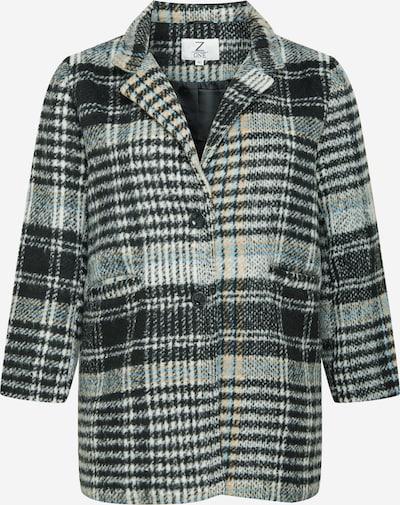 Z-One Přechodný kabát 'Semy' - šedá / černá, Produkt