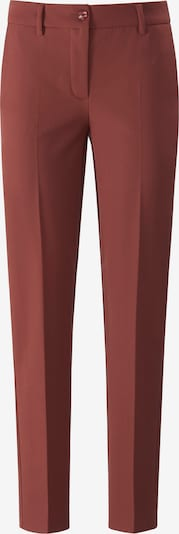 Fadenmeister Berlin Broek in de kleur Rood, Productweergave