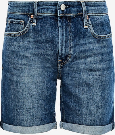 s.Oliver Shorts 'Karolin' in blue denim, Produktansicht