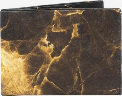 paprcuts Portemonnaie 'Marble Black' in schwarz, Produktansicht