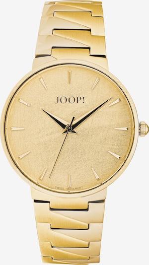 JOOP! Quarzuhr in goldgelb, Produktansicht