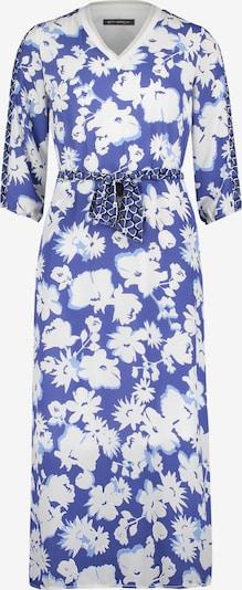 Betty Barclay Robe en bleu foncé / blanc, Vue avec produit