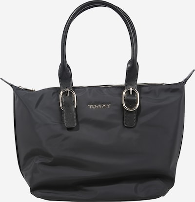 TOMMY HILFIGER Shopper in black, Item view
