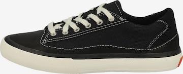 CLARKS Sneaker in Schwarz