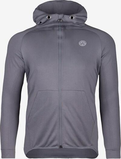 BIDI BADU Tennisjacke in grau, Produktansicht