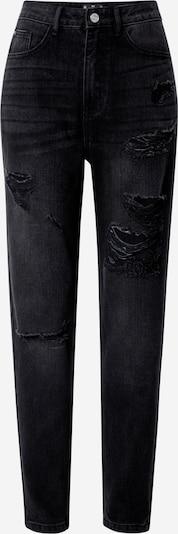 Jeans Missguided pe negru, Vizualizare produs
