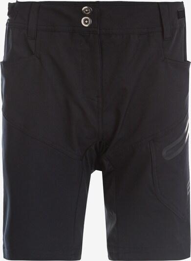 ENDURANCE Sportbroek 'Jamilla W 2 in 1 Shorts' in de kleur Zwart, Productweergave