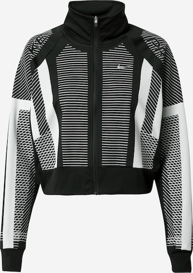 Sportinė striukė iš NIKE , spalva - juoda / balta, Prekių apžvalga
