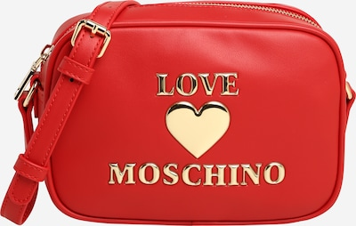 Love Moschino Umhängetasche in dunkelrot, Produktansicht