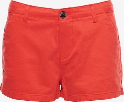 Superdry Chino Shorts in apfel / hellrot, Produktansicht