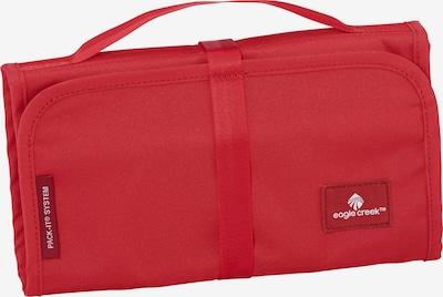 EAGLE CREEK Kulturbeutel 'Pack-It Original™' in rot, Produktansicht
