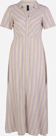 Y.A.S Petite Kleid 'SAVANNA' in beige / flieder, Produktansicht