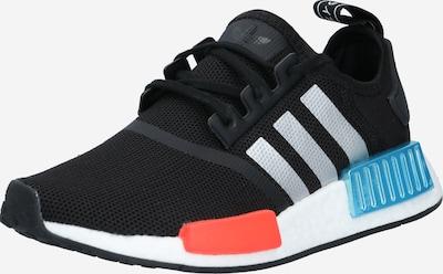 ADIDAS ORIGINALS Zapatillas deportivas en negro / blanco, Vista del producto