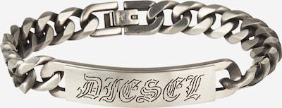 DIESEL Bransoletka 'A-BIPAK' w kolorze srebrnym, Podgląd produktu