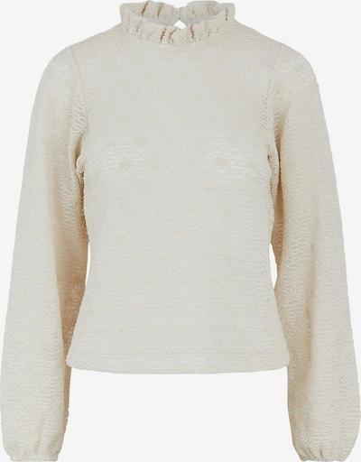PIECES Pullover 'Flori' in puder, Produktansicht