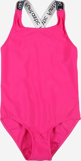 STACCATO Бански костюм в светлосиньо / розово / черно / бяло, Преглед на продукта