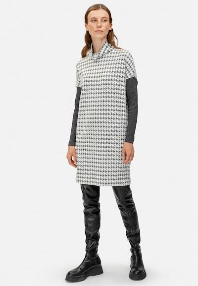 HELMIDGE Sheath Dress in Grey / Black / White, View model