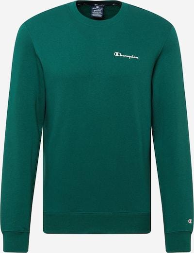 Champion Authentic Athletic Apparel Sweatshirt in de kleur Spar / Wit, Productweergave