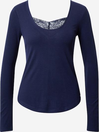 Superdry Shirt in blau, Produktansicht
