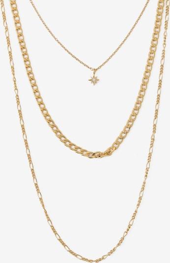Grandinėlė 'Starburst' iš Orelia , spalva - Auksas / balta, Prekių apžvalga