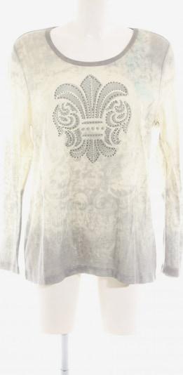 Pfeffinger T-Shirt in XL in creme / hellgrau, Produktansicht