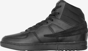 FILA Sneaker in Schwarz