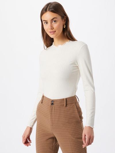 MOSS COPENHAGEN Majica 'Debra Kimmie' u boja pijeska, Prikaz modela