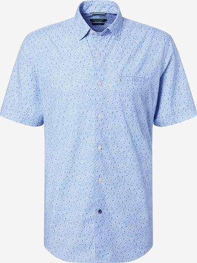 PIERRE CARDIN Overhemd in de kleur Lichtblauw / Wit, Productweergave