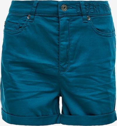 Q/S designed by Shorts in blau, Produktansicht