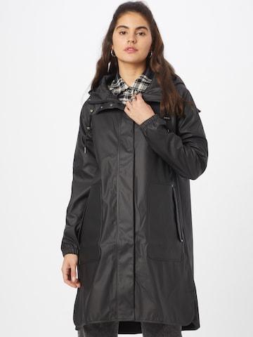 modström Λειτουργικό παλτό 'Lauryn' σε μαύρο