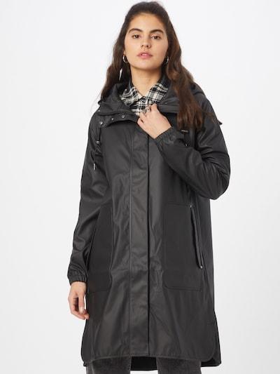 modström Λειτουργικό παλτό 'Lauryn' σε μαύρο, Άποψη μοντέλου