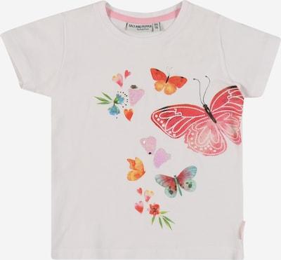 SALT AND PEPPER Тениска в бяло, Преглед на продукта
