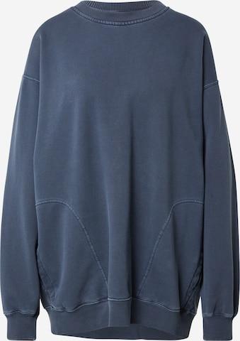 DIESEL Sweatshirt i blå