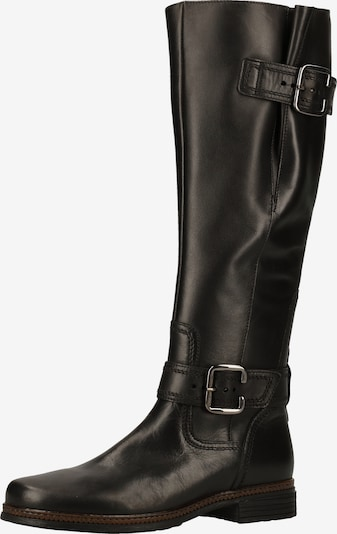 GABOR Stiefel in schwarz: Frontalansicht