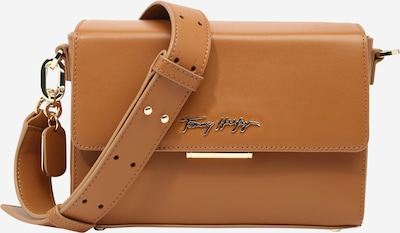 TOMMY HILFIGER Pleca soma, krāsa - konjaka toņa, Preces skats
