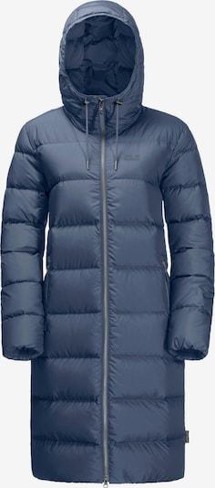 JACK WOLFSKIN Daunenmantel 'Crystal Palace' in blau, Produktansicht