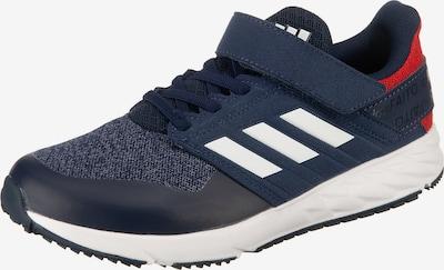 ADIDAS PERFORMANCE Laufschuh in dunkelblau / rot / weiß, Produktansicht