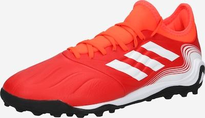 ADIDAS PERFORMANCE Voetbalschoen 'COPA SENSE.3' in de kleur Rood / Oranjerood / Wit, Productweergave